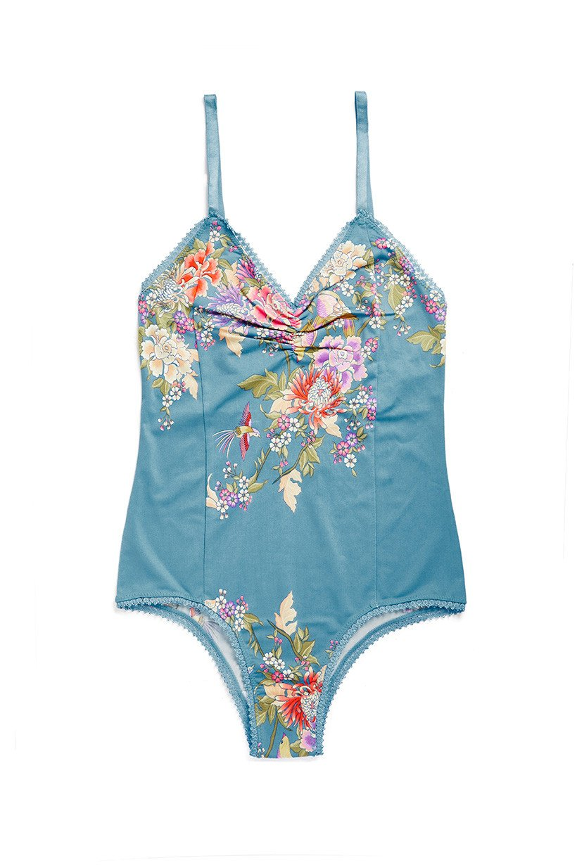 26fdc386b1d Blue Skies Bodysuit blue by SPELL & THE GYPSY COLLECTIVE - Woodybunch