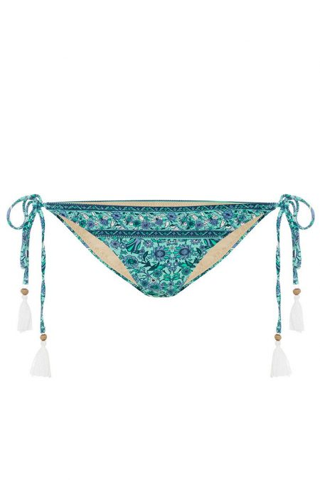 Gypset Tie Side Pant ocean von SPELL & THE GYPSY COLLECTIVE