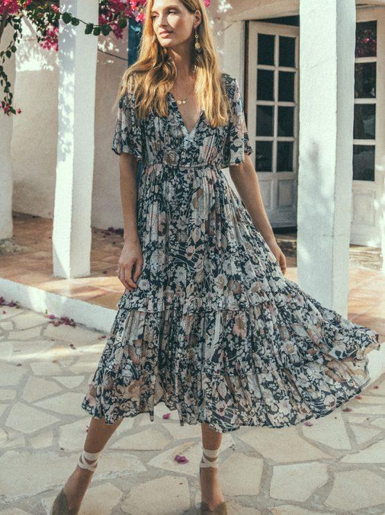 Gypsy Party Dress