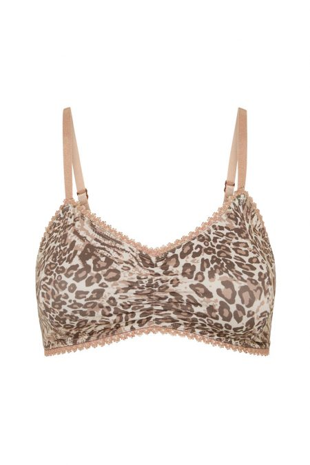 Ada Bralette leopard von SPELL & THE GYPSY COLLECTIVE